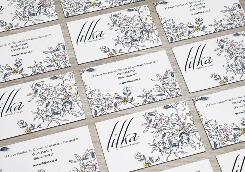 Lilka's card